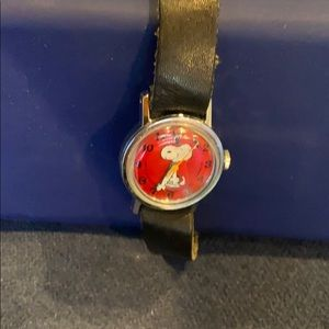 Accessories - Snoopy 1958 special edition watch
